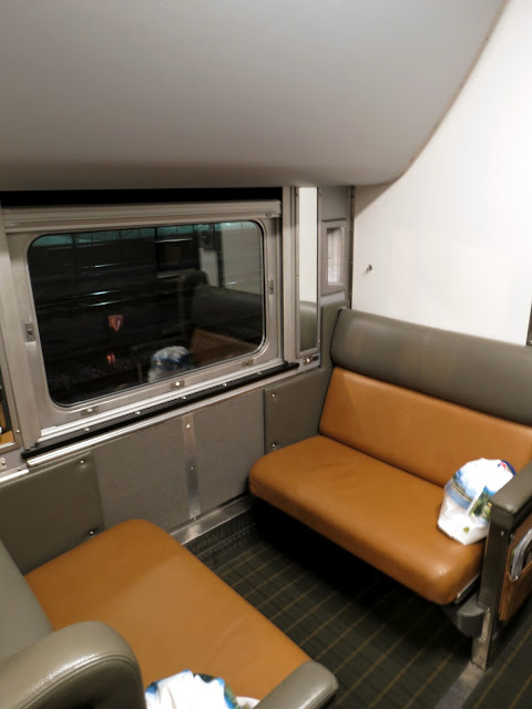 Destination mike via rail sleeper plus class berths Via rail canada cabin for 2