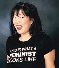 feministas são assim - atriz Margaret Cho