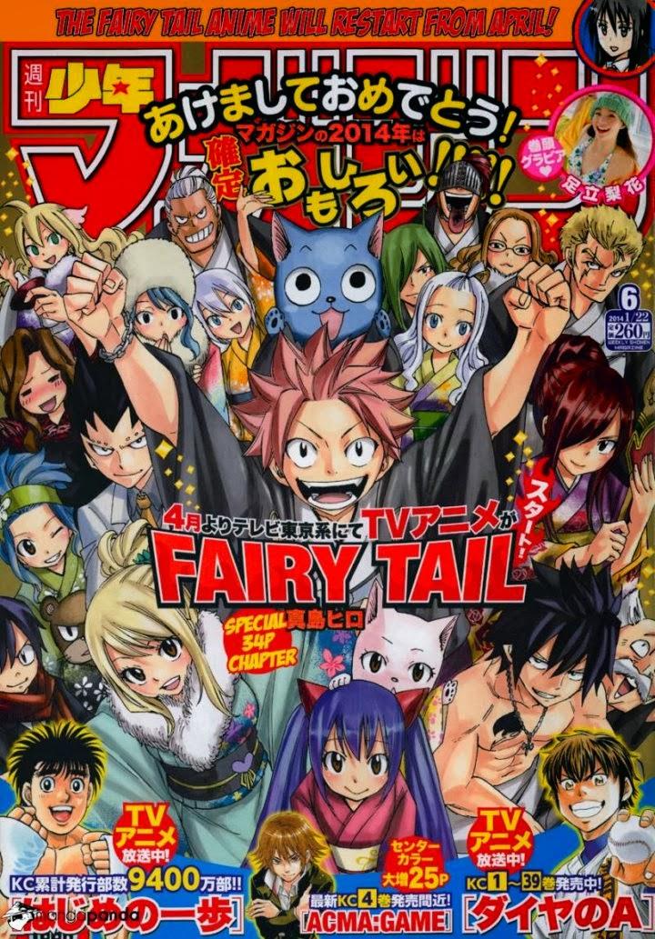 TruyenHay.Com - Ảnh 3 - Fairy Tail Chap 365