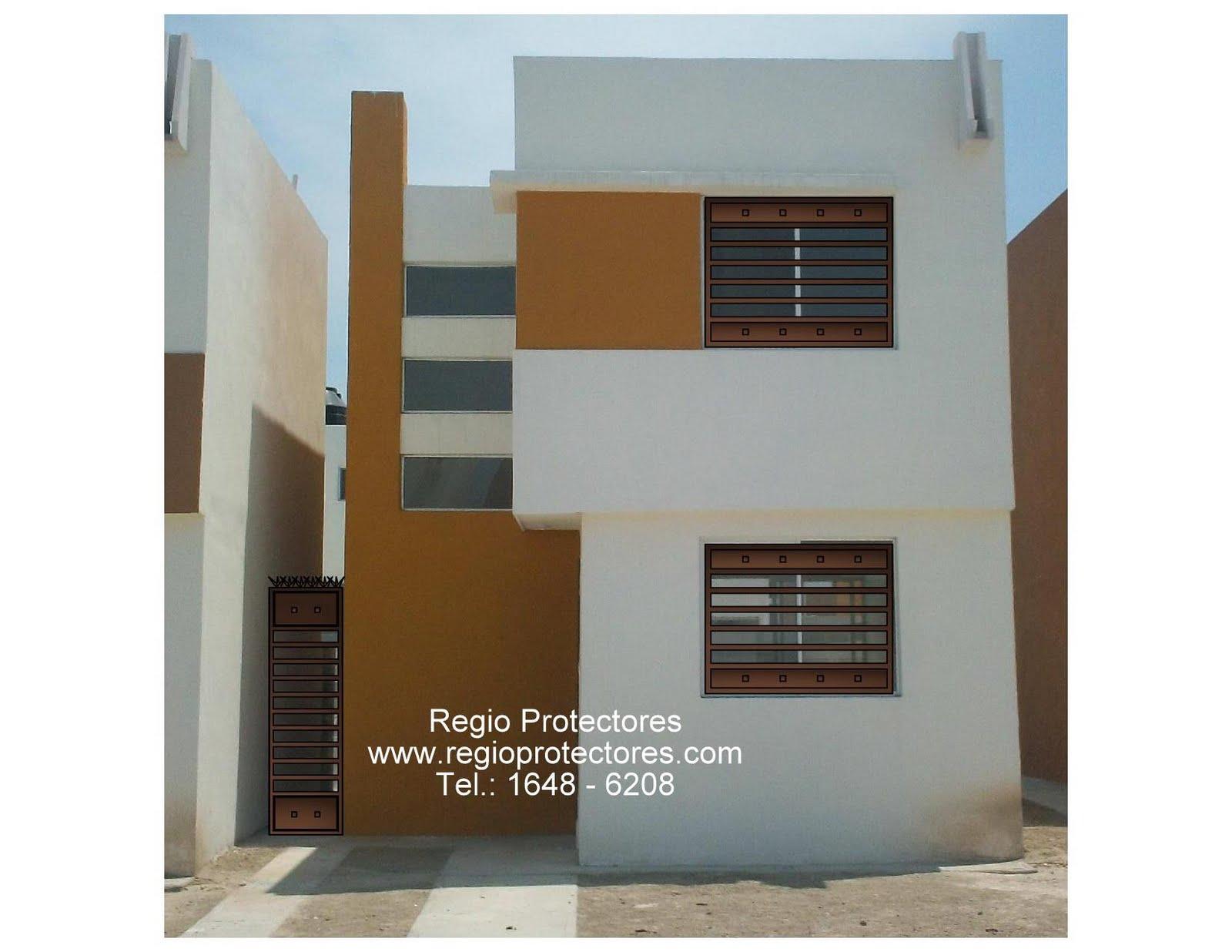 Protectores para ventanas y puertas, H. M. Fracc. Esmeralda Sur, Foto
