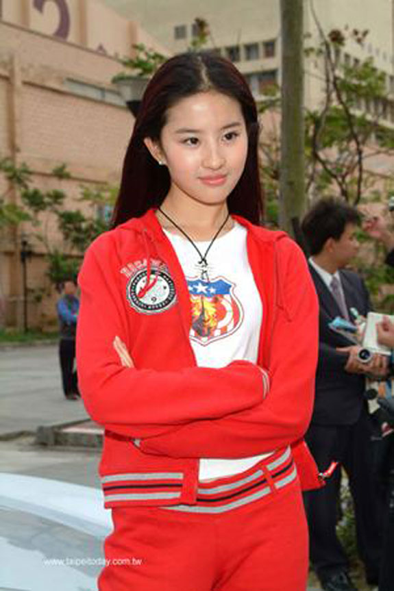 beautiful liu yifei photo 04