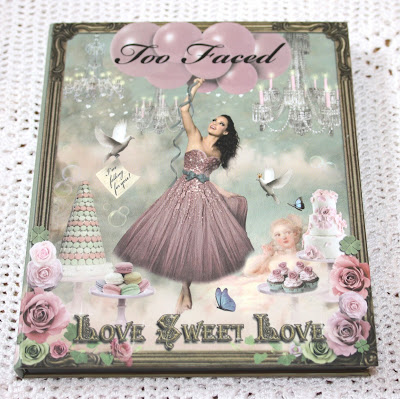 Too Faced love sweet love palette