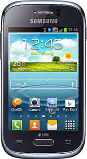 Samsung Galaxy Young S6312 Specification And Price