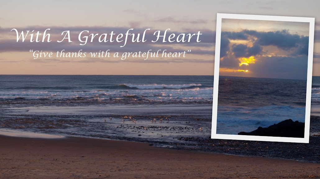With A Grateful Heart