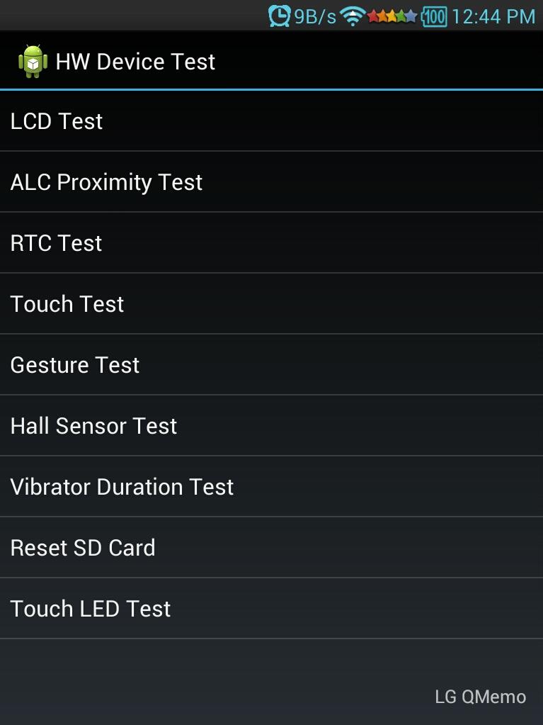 Test lg g3 cat6 f460