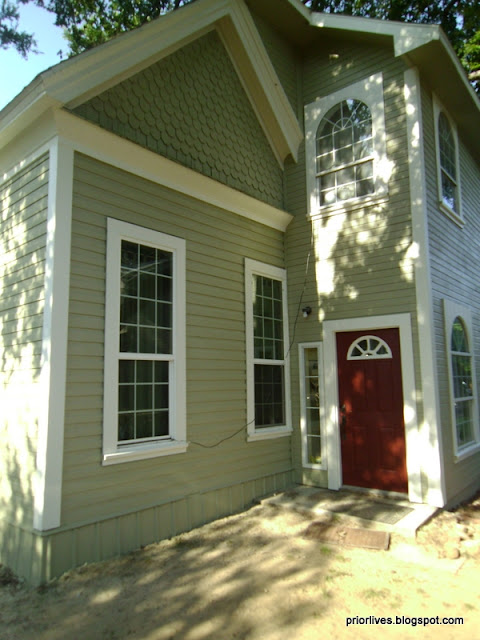 Image Sage Green Exterior House Paint Download