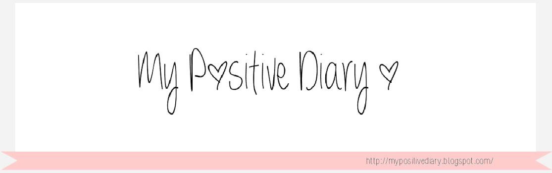 My Positive Diary