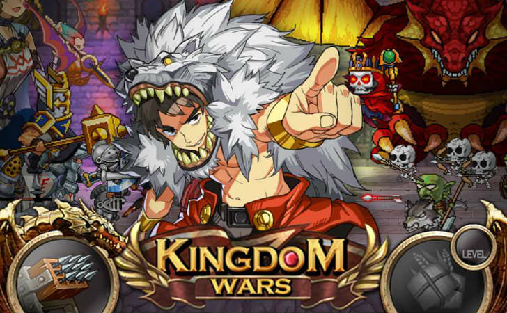 kingdom wars gem hileli mod apk - androidliyim.com