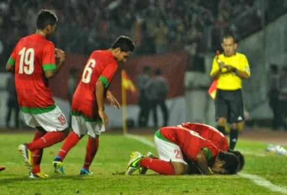 Hasil Final AFF U19: Indonesia vs Vietnam 2013 Skor 7-6 Adu Penalti