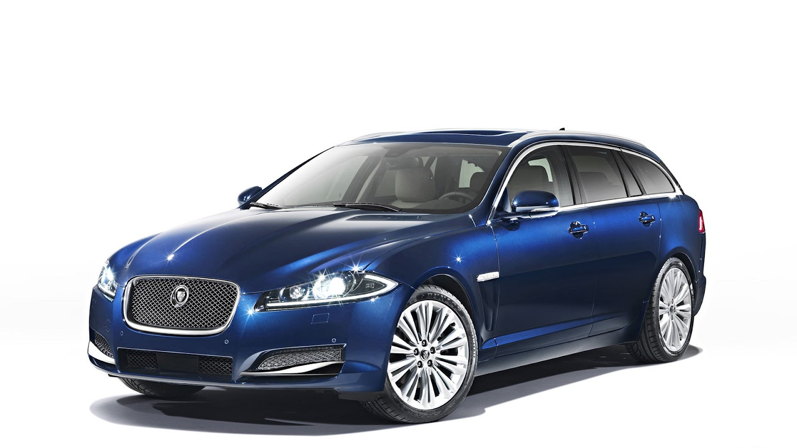 2013 jaguar xf sportbrake free full hd car wallpaper. Black Bedroom Furniture Sets. Home Design Ideas