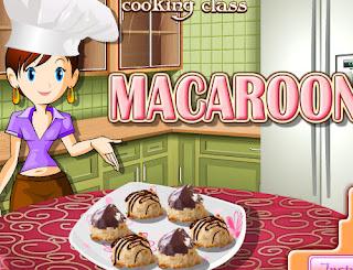 Juego de preparar macarons franceses
