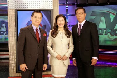 Filipina Newscaster's Typhoon Ruby Comment Goes Controversial