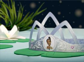 Fazendo a Minha Festa Infantil: Coroas de Princesas!