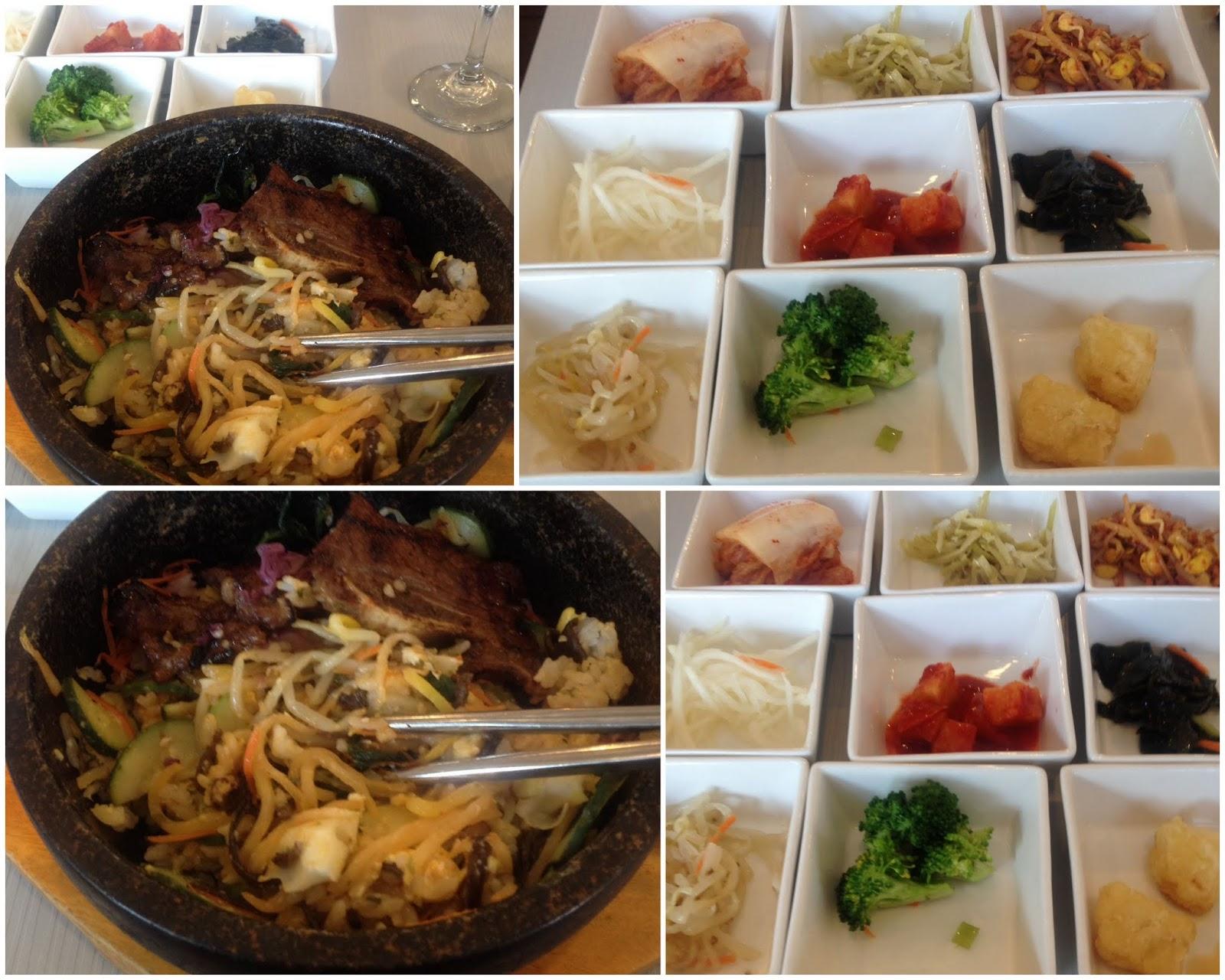 Mixed Grain Restaurant: Korean Food Review