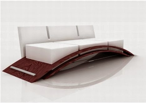 ultra modern couch design model