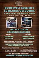 Roosevelt Collier's Suwannee Getdowns, Live Oak, Florida