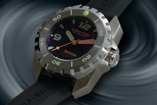 Lum-Tec 500M Watch