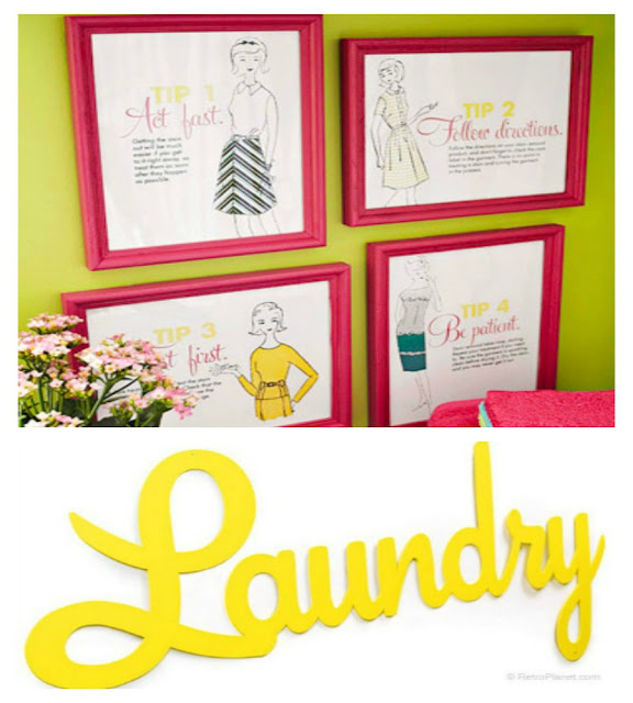 printable laundry directions, wooden sign Just Peachy, Darling