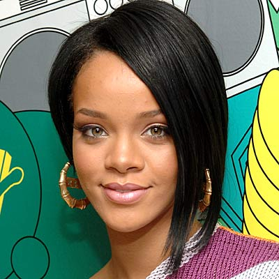 Rihannahairstyles on The Evolution Of Rihanna S Hairstyle In 2012 Gallery   Rihanna Hair