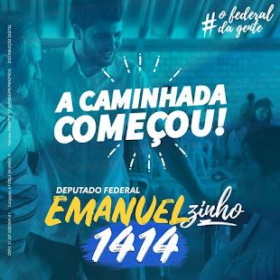 Deputa do Federal Emanuel Pinheiro Filho