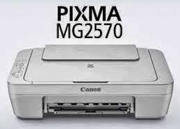 Canon Pixma MG2570 Driver Download