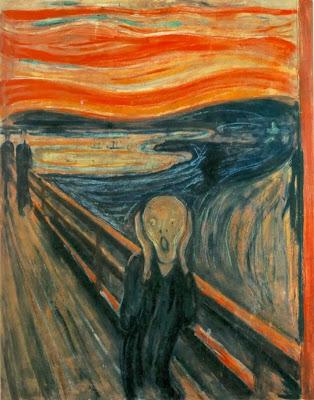 """The Scream"" by Edvard Munch (122.2 Million)"