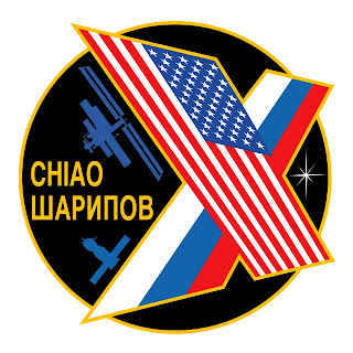 Expedition 10 to the International Space Station Insignia Patch Design