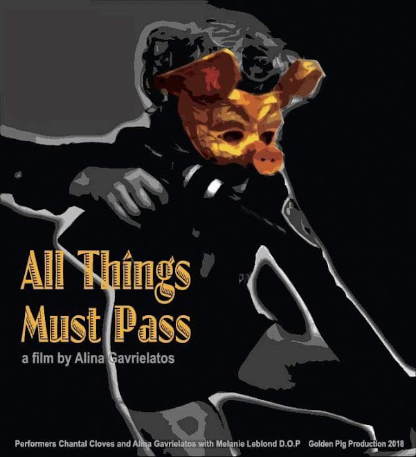 "Film Poster for ""All Thing Must Pass"""