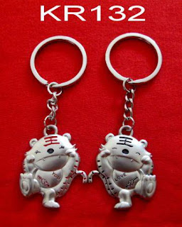 key-ring-couple-tiger