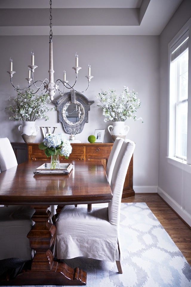 Dise adora de interiores un living y cocina renovados - Disenadora de interiores ...