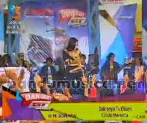 Cindy Marenta Sonata - Sakitnya Tuh Disini (Live Dangdut GT JTV 2014)