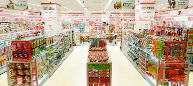 Artesanato Loja Campinas ~ ARTE COM QUIANE Paps e Moldes de Artesanato Comprinhas na loja Daiso Japan em Campinas