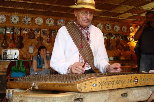 Roman Kumlyk The Musician Virtuoso from Carpathian Mountains, Ukraine