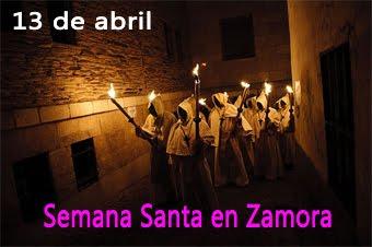 Zamora en Semana Santa