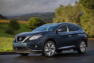 Nissan's Murano stands out with panache, perks