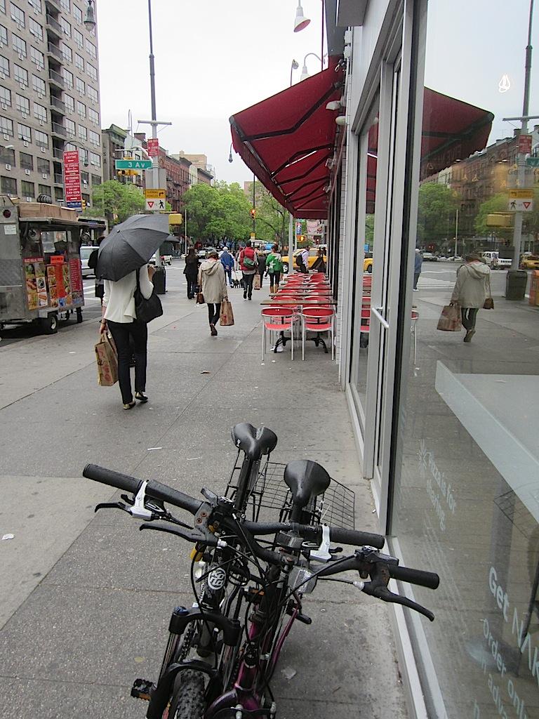 Sidewalk Cafe Nyc Yelp