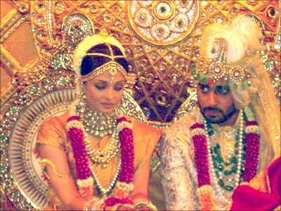 wedding of bollywood stars |Shaadi