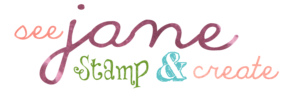 See Jane Stamp