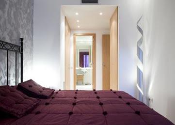Interni appartamenti camera da letto