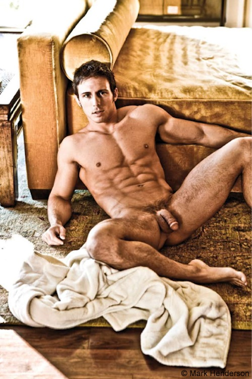 Model Mark Henderson Naked