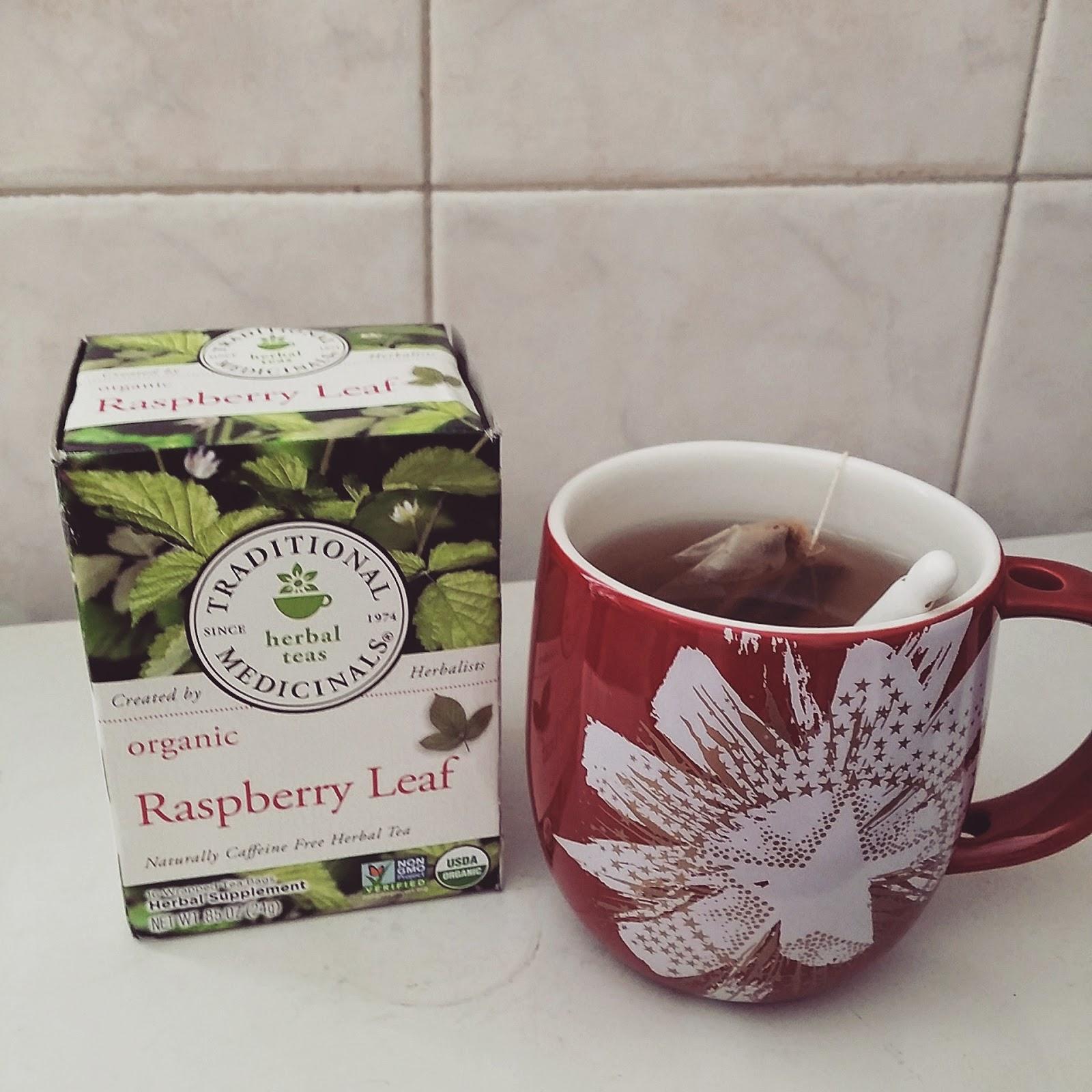 how to make raspberry leaf tea for pregnancy
