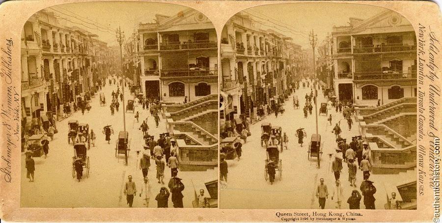 Queen Street 1900