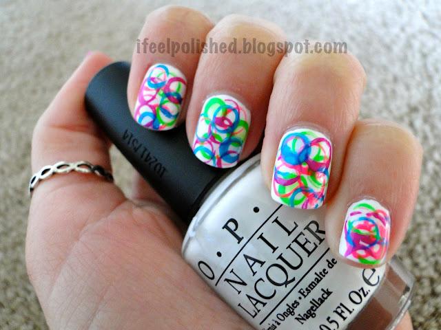 Circle Manicure