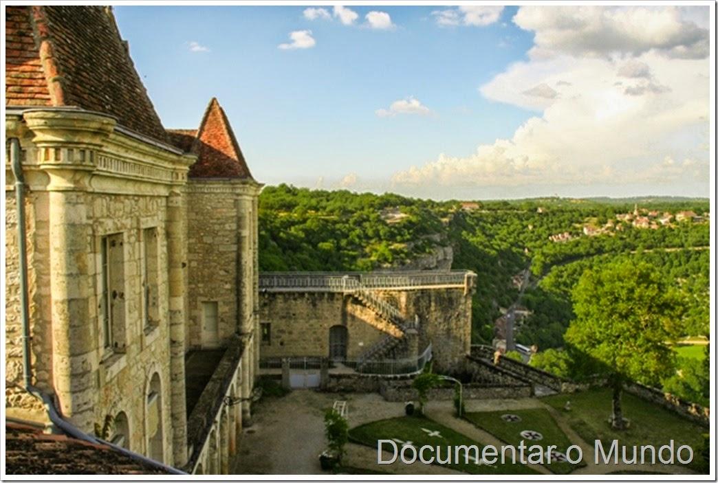 Château em Rocamadour