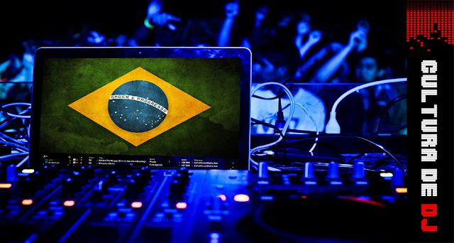 Ser Dj no Brasil