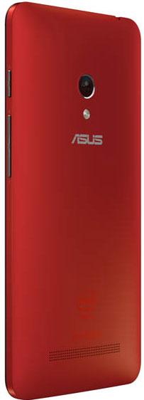 ASUS ZenFone Smartphone Android Terbaik Warna Cherry Red