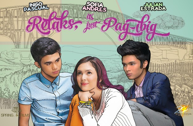 Relaks, Its Just Pag-ibig (2014)