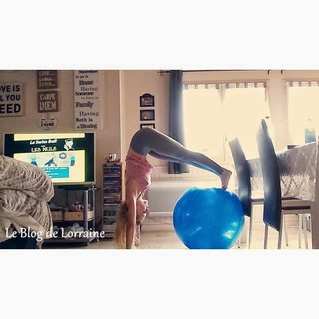 le blog de lorraine le swiss ball sport. Black Bedroom Furniture Sets. Home Design Ideas