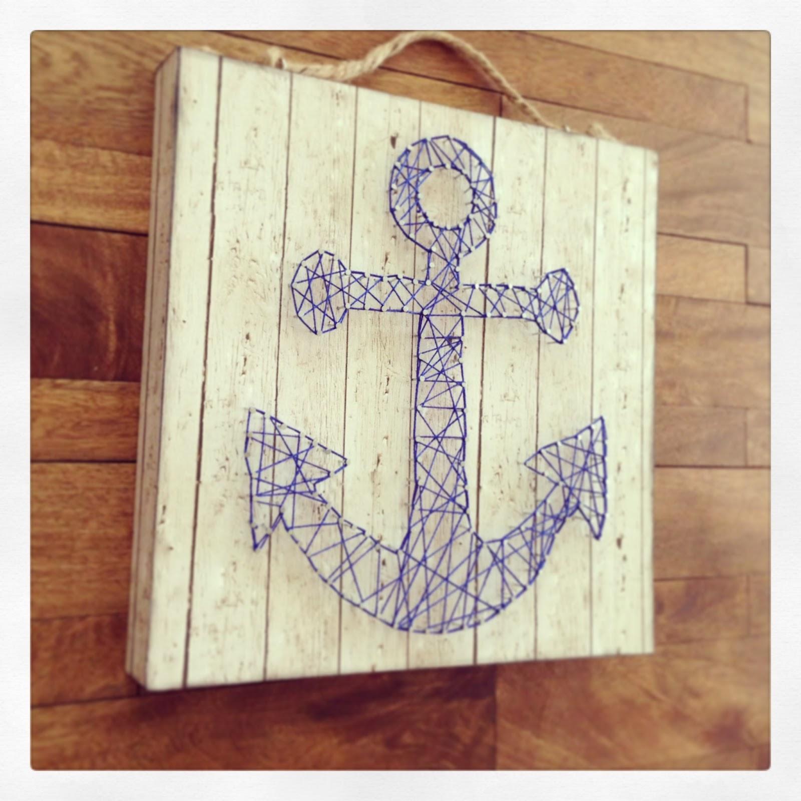 Nail And String Art: Craft Warehouse Blog