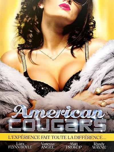 American Cougars affiche